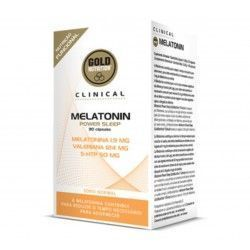 Melatonin 30cap Goldnutrition