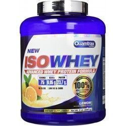 Iso Whey 5lb Quamtrax