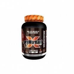 Pre-Workout Extreme Force 1kg GoldNutrition