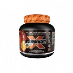 Pre-workout Low Carb Extreme Force 300gr Naranja GoldNutrition