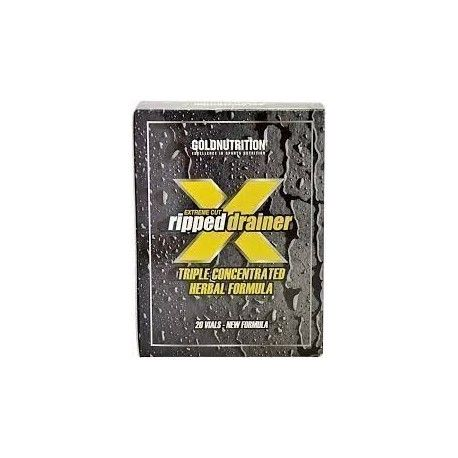 Extreme Cut Ripped Drainer 20 viales GoldNutrition