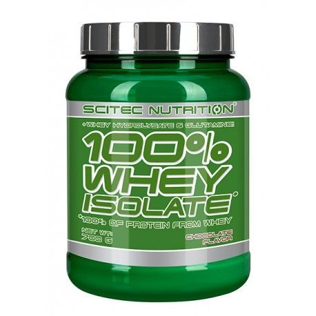Whey 100% Isolate 700gr Scitec Nutrition