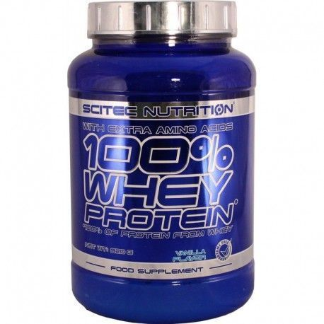 Whey 100% Protein Scitec Nutrition