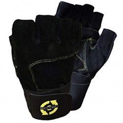 Guantes Yellow style Scitec Nutrition
