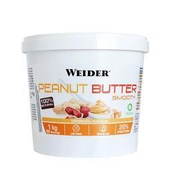 Peanut Butter Smooth 1 Kg Weider