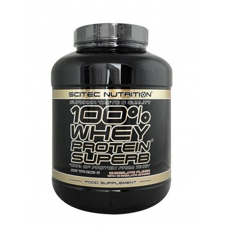 Whey 100% Protein Superb Scitec Nutrition