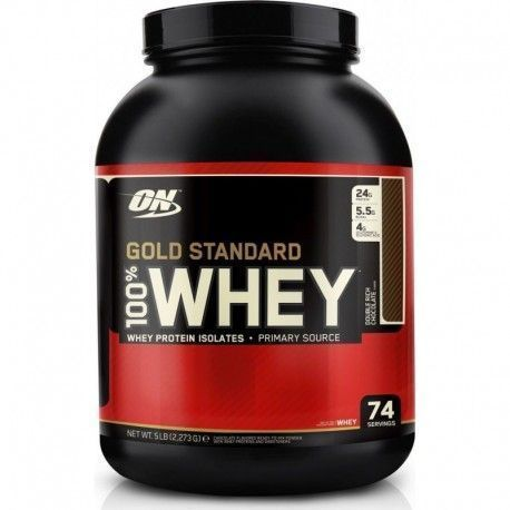 On Gold Standard 100%Whey 2.27kg