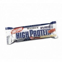 HighProtein 40%Protein  Lowcarb 50gr  Weider