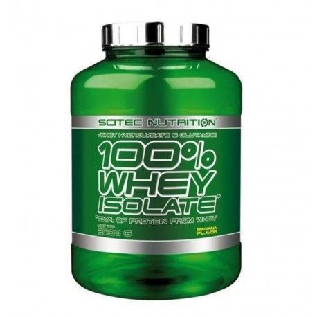 Whey 100% Isolate Scitec Nutrition