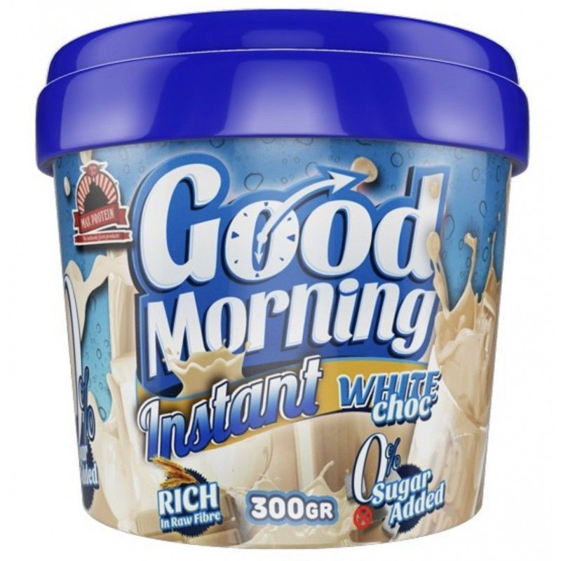 Max Protein Good Morning instant White Choc